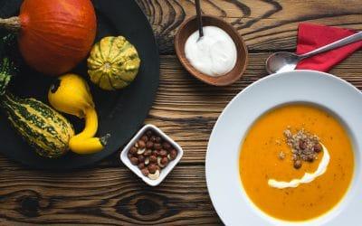 Das Ernährungsjahr aus Sicht der TCM: Wann sollten Sie was essen?