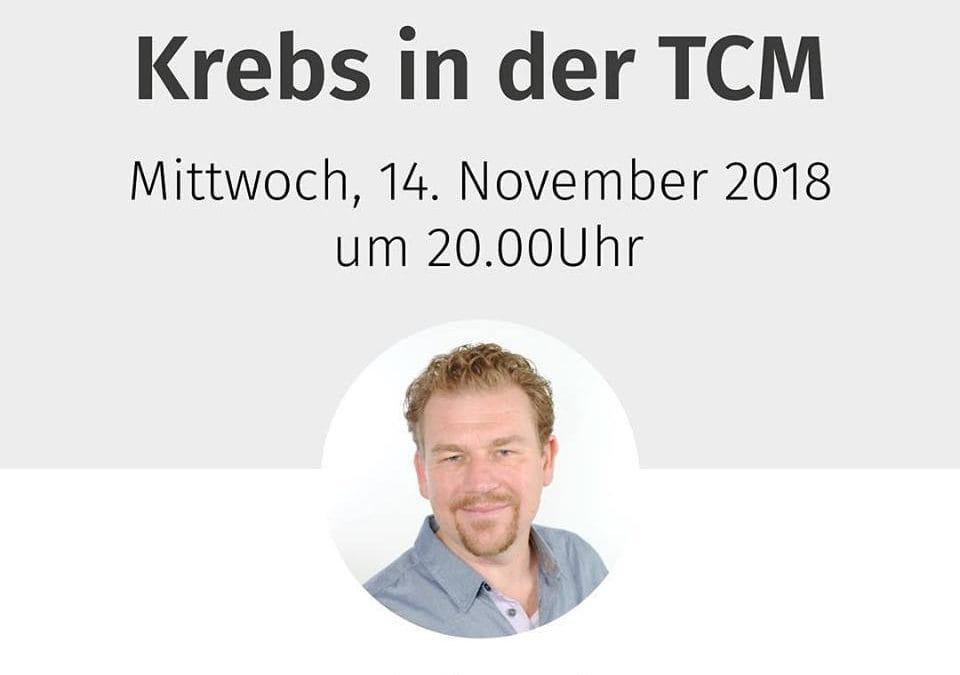 "Webinar ""Krebs in der TCM"""
