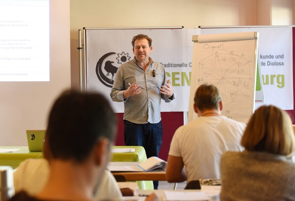 Ausbildung zum TCM-Therapeuten am Avicenna-Institut in Freiburg