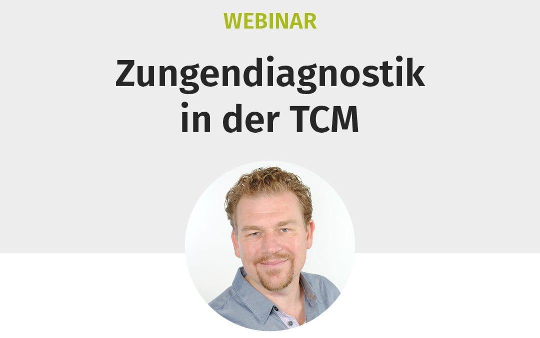 """Webinar """"Zungendiagnostik in der TCM"""""""