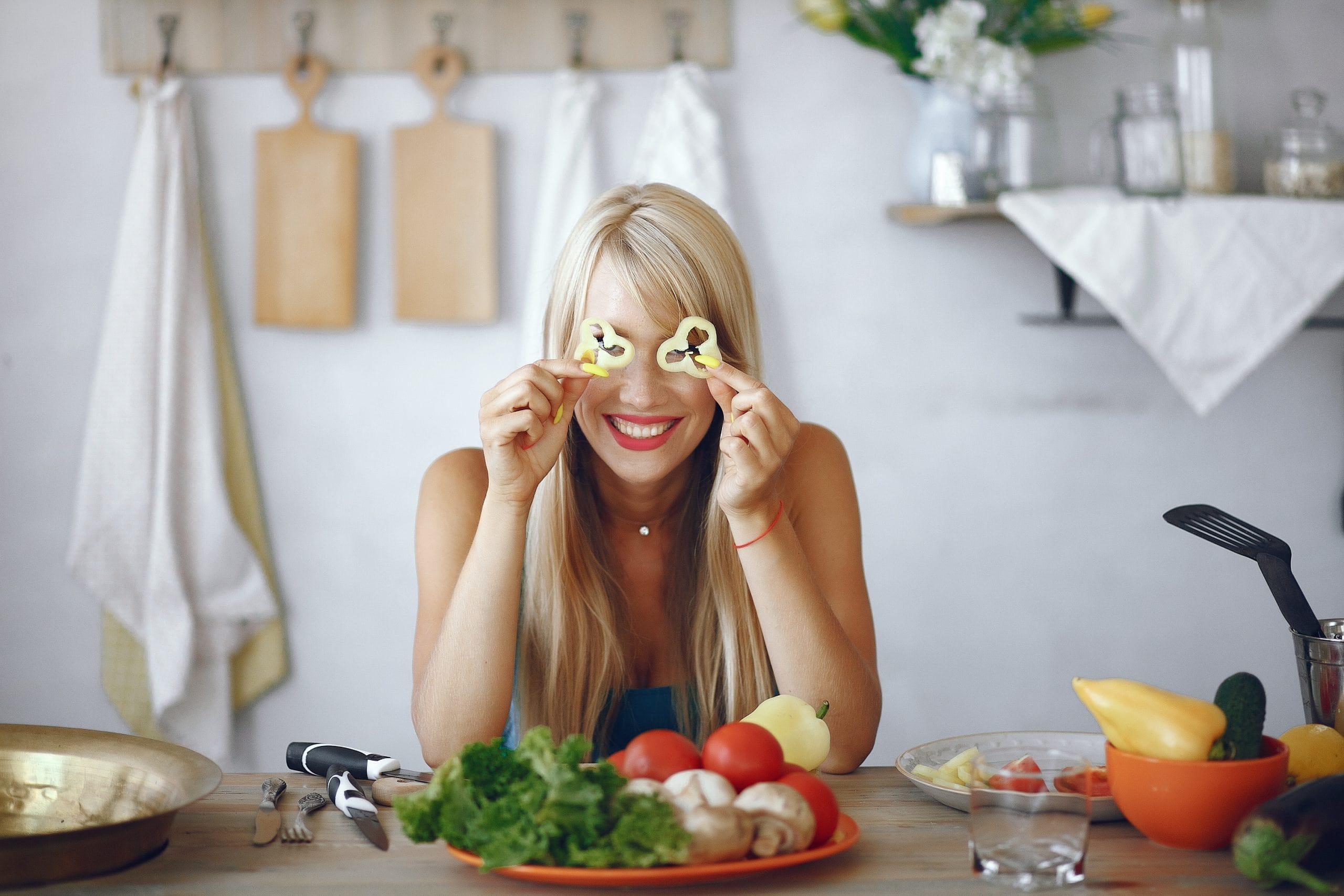 Durch die richtige Ernährung erlangen wir mehr Wohlbefinden