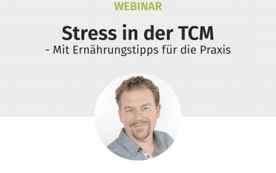 "Webinar ""Stress in der TCM"""