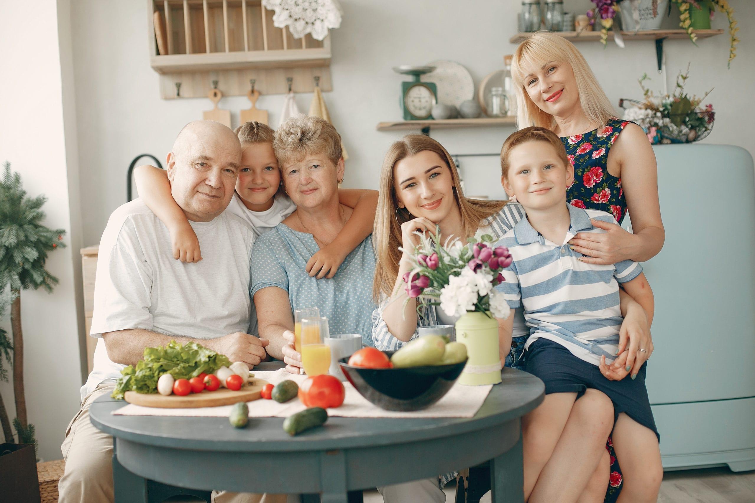 Die individuelle Konstitution beeinflusst die Gesundheit - ältere Menschen brauchen eine anderen Ernährung als jüngere.