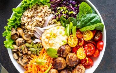 Wie unser Essen unser Leben beeinflusst: Ernährungsberatung auf Basis der traditionellen chinesischen Medizin (TCM)