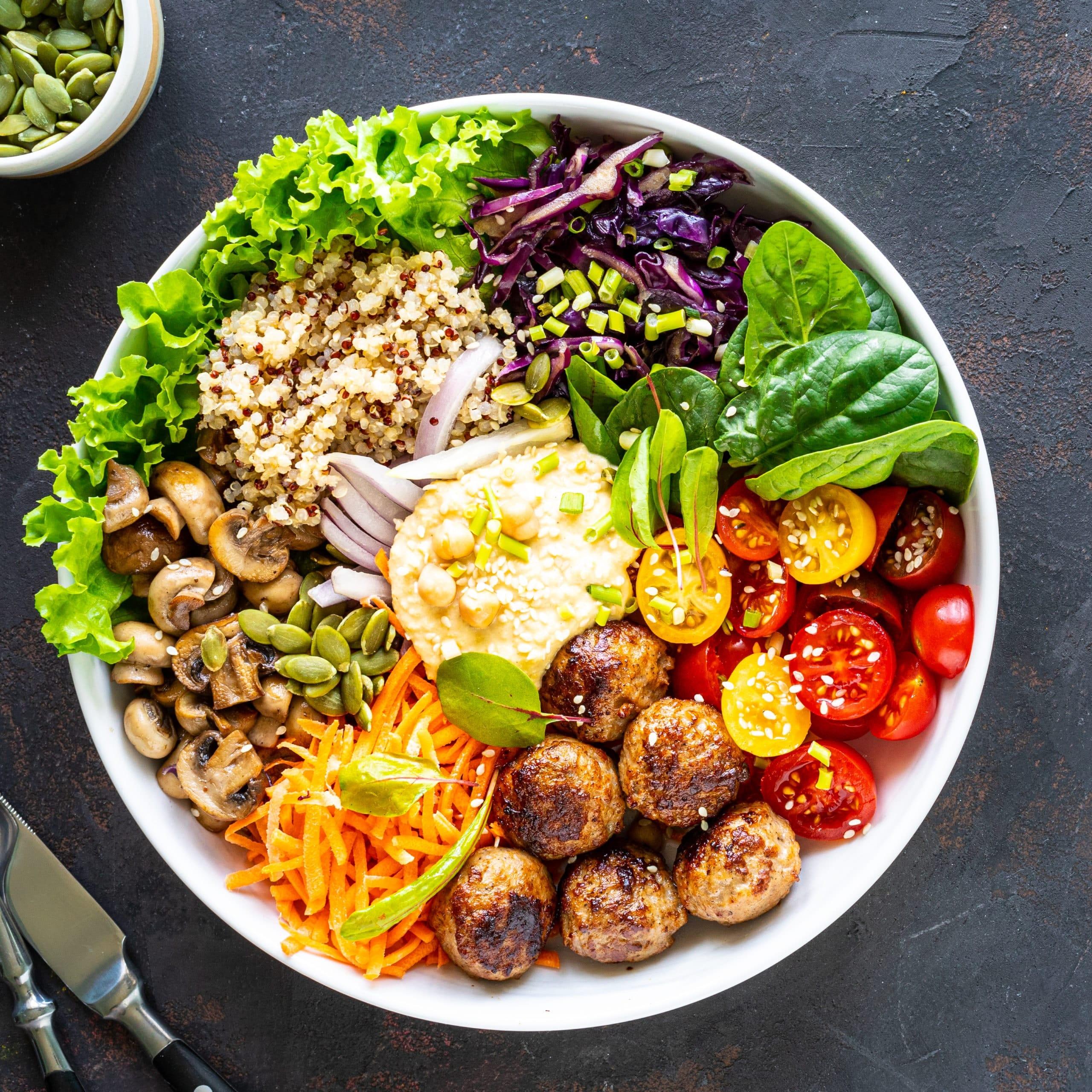 TCM Ernährungsberater, Gutes Essen führt zu einem gesünderen Leben: die Ernährungsberatung Diolosa & Morell unterstützt Sie dabei